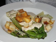 French Style Caesar Salad